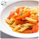 Pasta en salsa filetto