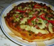 Masa para pizzas (a mi manera)
