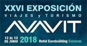 Viajes y Turismo AVAVIT 2018 a toda máquina