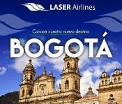 Laser Airlines estimula conectividad hacia Suramérica